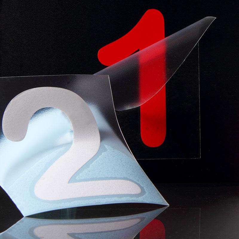 Selbstklebende zahlen hausnummer briefkasten startnummer m lltonne hotelzimmer ebay - Selbstklebende vinyl fliesen erfahrung ...